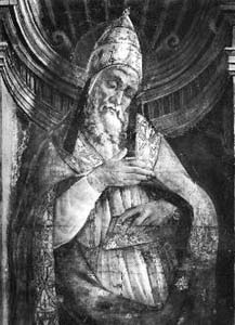 Saint Pope Stephen I